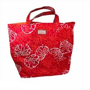 Lilly Pulitzer Sand Dollar Beach Tote